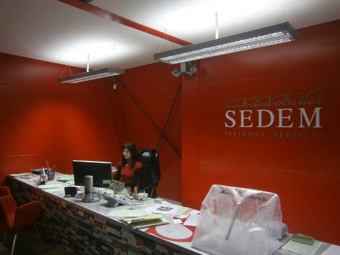Reklamná agentúra SEDEM s.r.o. – Košice