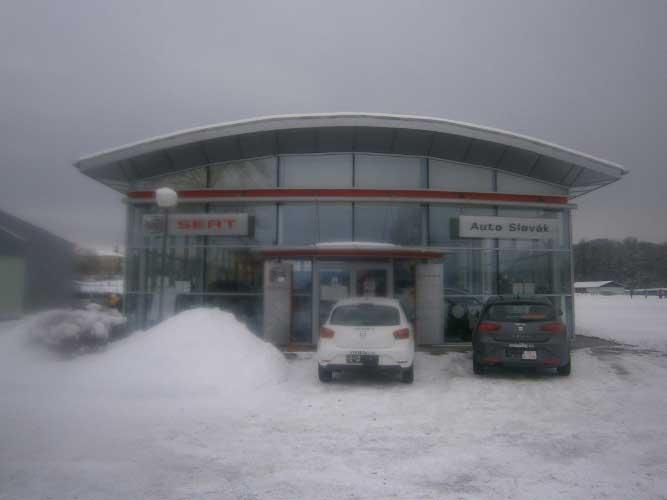 Auto Slovák – Zvolen