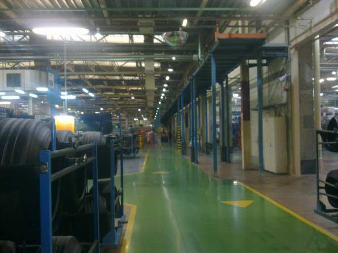 Výrobca pneumatík pre autá BRIDGESTONE – Poland