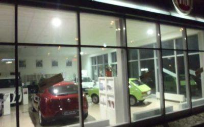 Fiat showroom – Prešov (Slovakia)