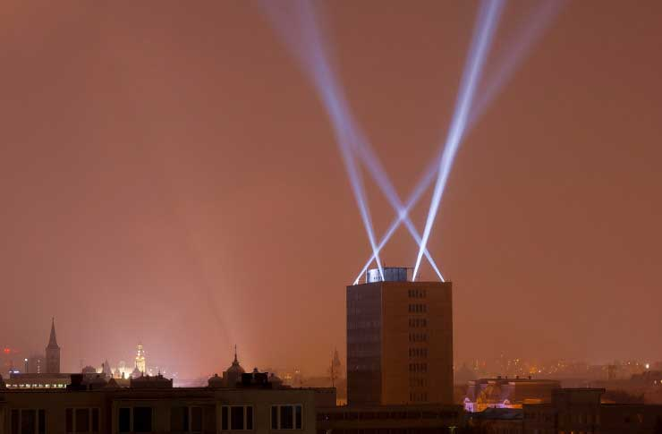 Search Light – Košice