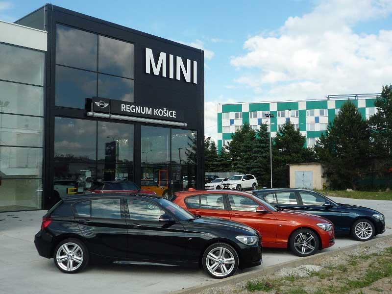 BMW – Regnum Košice s.r.o.