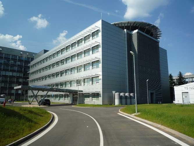 Univerzitná nemocnica L. Pasteura, Pracovisko Rastislavova 43, Košice