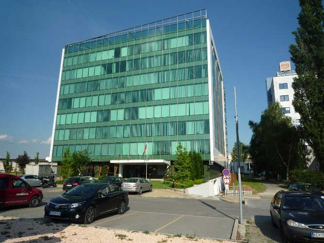 Business Center Moldavská